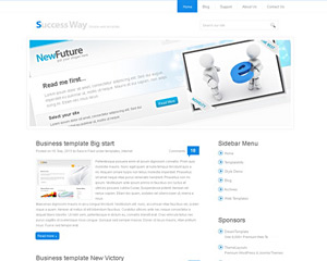 CleanDesign Website Template