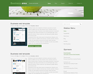 NewEra Website Template