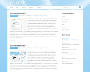 FreeWebDesign Website Template